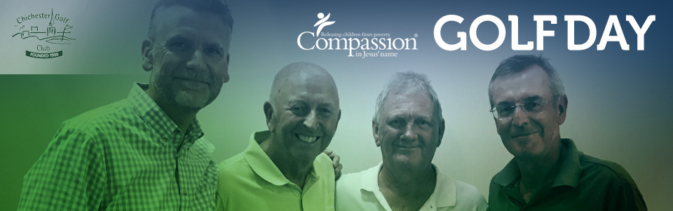 Links Golf Day in aid of COMPASSION UK, Chichester Golf Club
